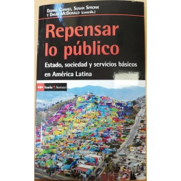 Repensar lo público
