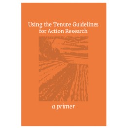 Using the Tenure Guidelines for Action Research & A Toolkit for Participatory Action Research